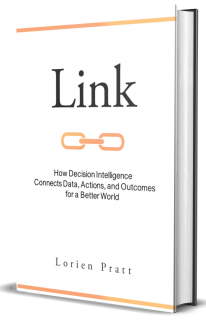 Picture of the book called Link